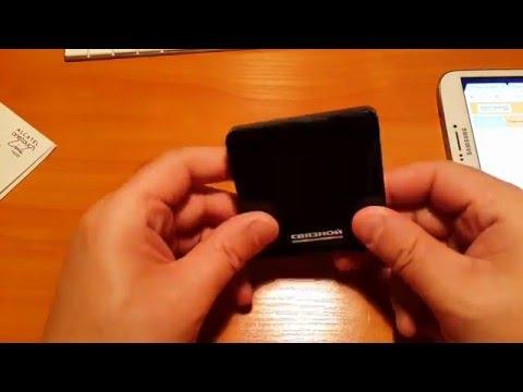 обзор мобильного роутера СВЯЗНОЙ One Touch Link Y600