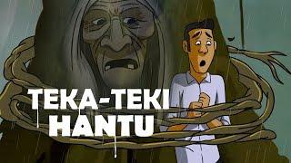 Video Teka Teki Hantu Nenek Misterius - Kartun Horor download MP3, 3GP, MP4, WEBM, AVI, FLV Juli 2018