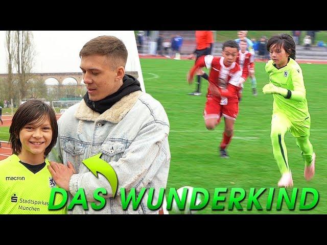 1 Tag mit #Wunderkind Billy Bob Bracher (11 Jahre alt)