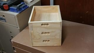 Make Stackable Shop Boxes - Part 1