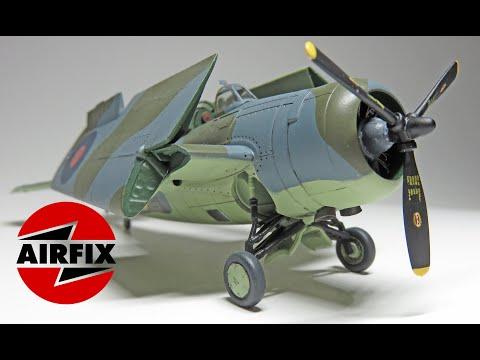 Airfix 1:72 Martlet Mk.IV