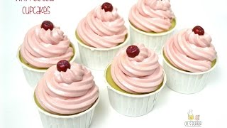 Whipped Soap Cupcakes