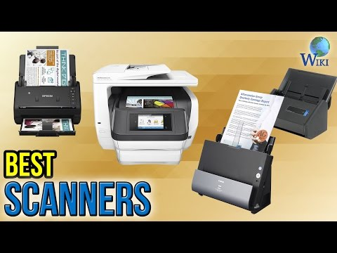10 Best Scanners 2017