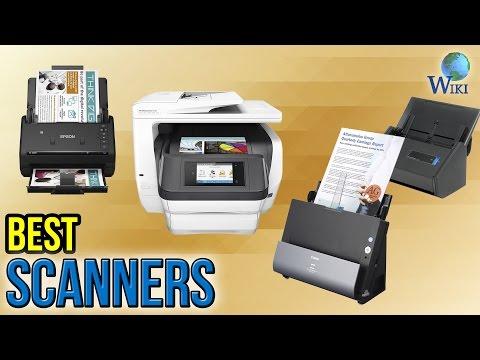 10 Best Scanners 2017
