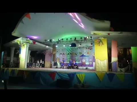 Magayon Festival 2017 by Bicol University night