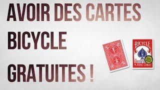 COMMENT AVOIR DES BICYCLES GRATUITS
