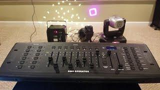 DMX - Running Intelligent Lights