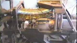 mini gun test firing on ship Full Automatic military