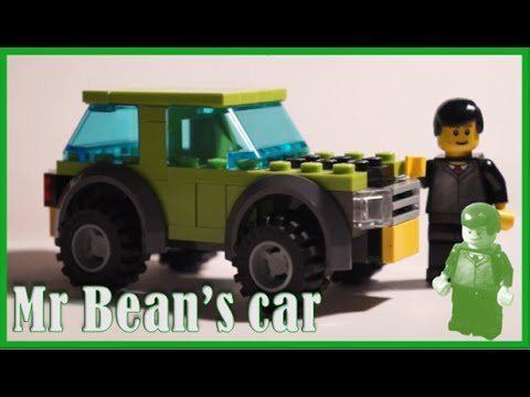 lego mr beans car youtube. Black Bedroom Furniture Sets. Home Design Ideas