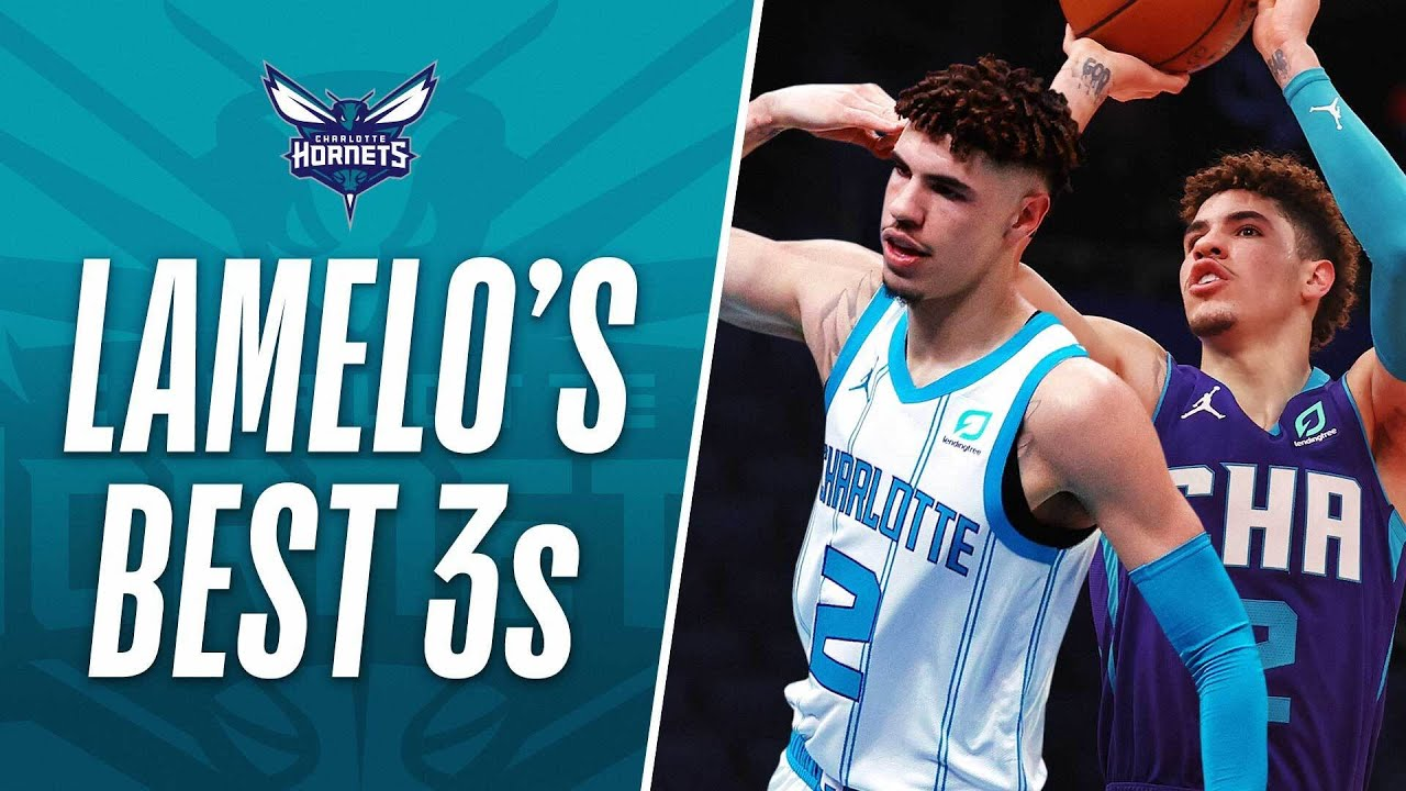 LaMelo Ball's BEST 3s Over The Last 5 Games!