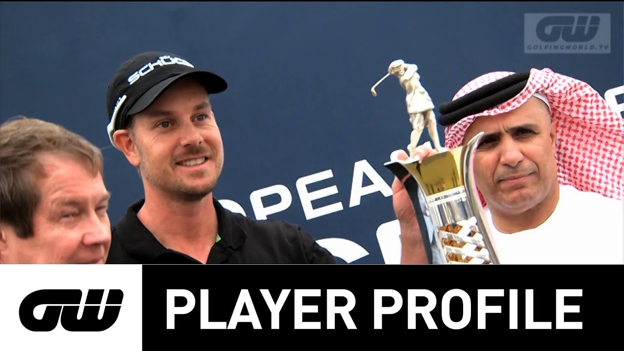 GW Player Profile: Henrik Stenson