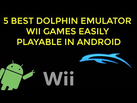 5 BEST DOLPHIN EMULATOR WII GAMES EASILY PLAYABLE IN ANDROID