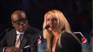 The X Factor USA - Britney Spears defends Beatrice Miller