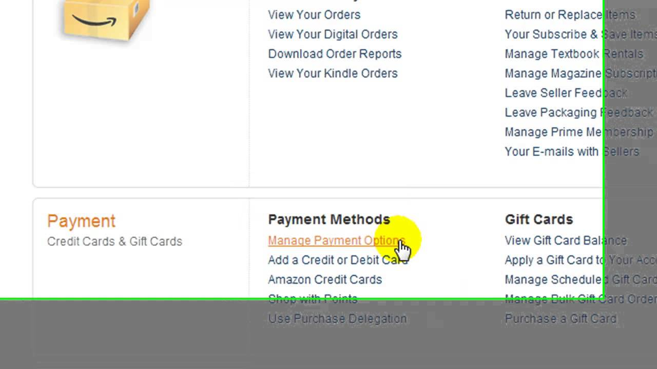 Adding Your Paypal Mastercard to Your Amazon Account - YouTube
