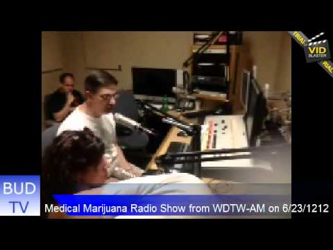 RadioWeedShow.com MMRS from WDTW AM Detroit on 6/23/12