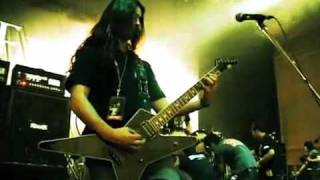 WorstGuitarists Presents Gus G Sound Check (High School in Athens, Greece)