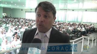 Palestrante Paulo Bessa destaca a importância das habilidades de liderança para os educadores