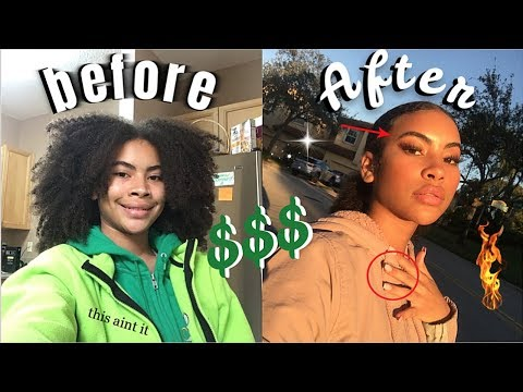 New Year , New Me ? | 24 Hour Transformation | Glow Up Challenge 2019 thumbnail