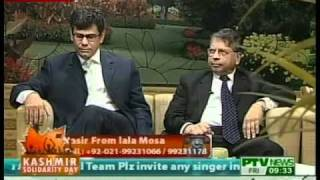 PTV - Aman Foundation CEO Ahsan Jamil and AmanTech Executive Director  Mr. Shahid Zaki Part2.mp4