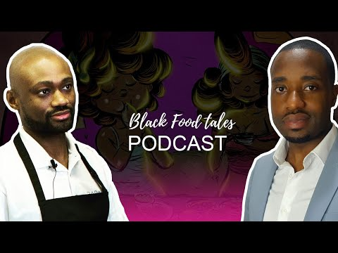 African Fusion Cuisine With Lawrence Gomez | Black Food Tales #001