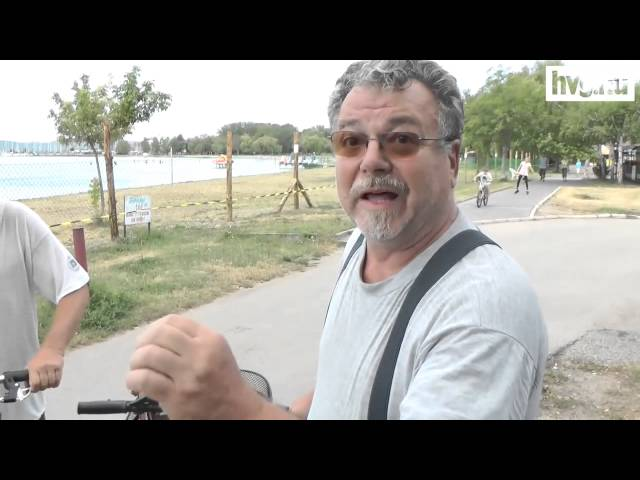 Strandháború a Balatonon