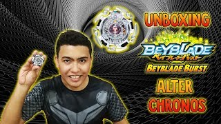 WHOA! Battle with Asia Championship 2018 2nd Runner Up! Alter Chronos .6M.T Booster - Unboxing