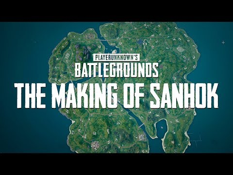 PUBG - The Making of Sanhok