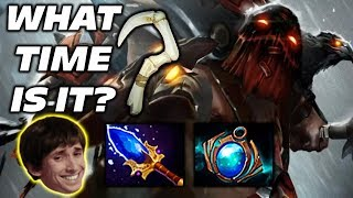 Dendi Pudge Highlights [WHAT TIME IS IT?!] Dota 2