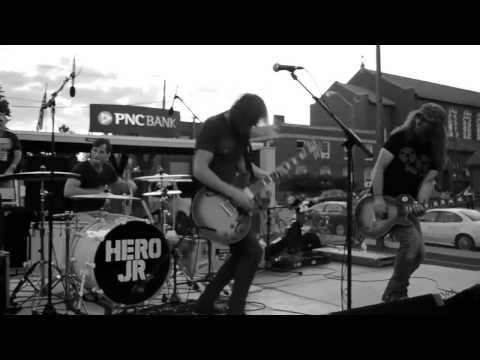 Hero Jr at the 2014 Fountain Square Music Festival