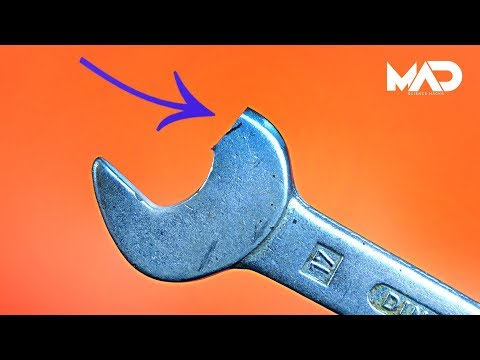 BRILLIANT life hacks with spanner wrench.