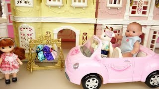 Baby doll and Department store toys baby Doli play