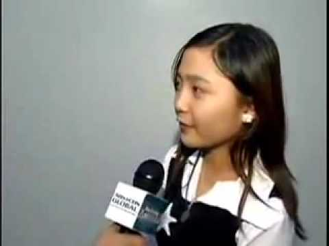 CHARICE- First Arrival In The United States- Interview at LAX, Los Angeles, CA