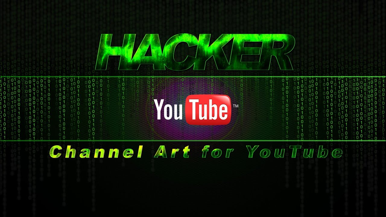 youtube cannel art
