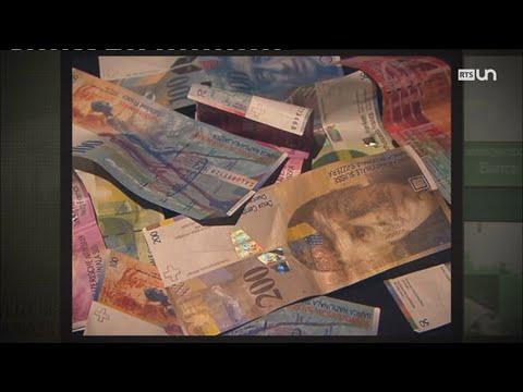 """Comme si c'était hier: """"le billet de banque suisse"""""""