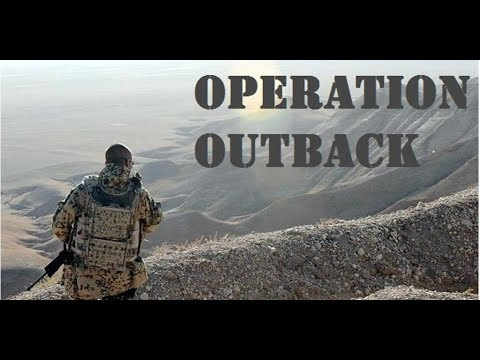 Arma 3 [NTF] Nato Task Force CO22+ Operation Outback #17 JFO (Joint Fires Observer)