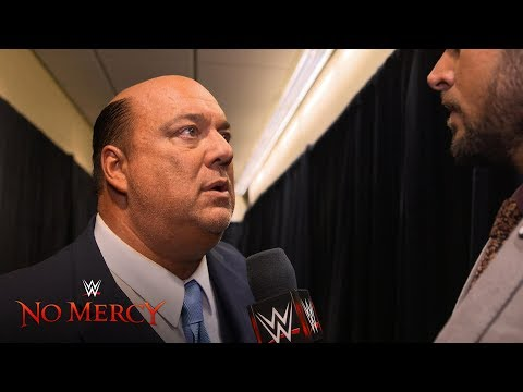 Paul Heyman admits Braun Strowman came close to beating Brock Lesnar: Exclusive, Sept. 24, 2017