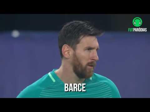 Barcelona ta virado mais ta bom