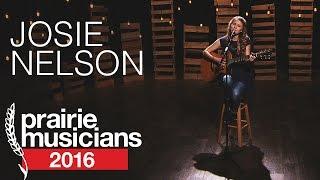Prairie Musicians 803: Josie Nelson