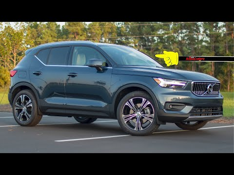 2020 Volvo XC40 T5 Inscription - Ultimate In-Depth Look in 4K