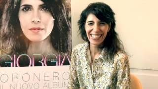 """Giorgia presenta """"Oronero"""" - L"""