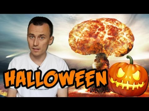 WARNING: END OF THE WORLD | HALLOWEEN OCT. 31, 2016 ?!