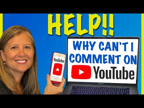 Why I Can't Comment on YouTube (2020)
