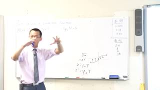Graphing Logarithmic Function with Calculus (1 of 2: Identifying features)