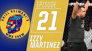 Yair Rodriguez elbow KO breakdown with Israel Martinez   Ariel Helwani's MMA Show
