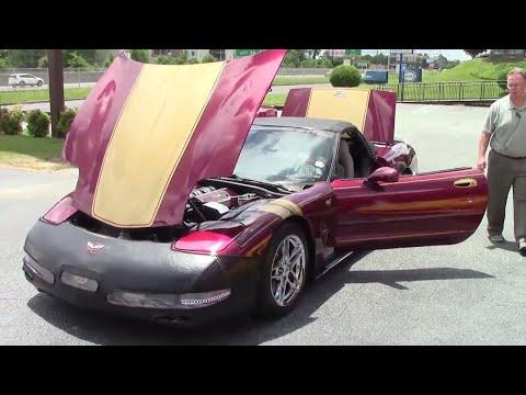 2003 Corvette 50th Anniversary Convertible 1SC Extreme Custom