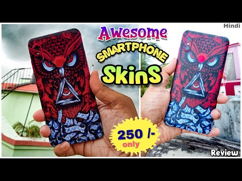 Cool mobile skin from wrapcart full review  [ Hindi ]