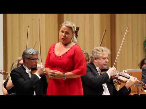 'Geliebter, komm!' oopperasta / ur operan Tannhäuser / Anu Komsi