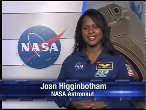 NASA Astronaut Joan Higginbotham