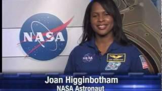 NASA Astronaut Joan Higginbotham