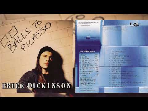 1. Bruce Dickinson - Fire Child (Balls To Picasso Disk 2)